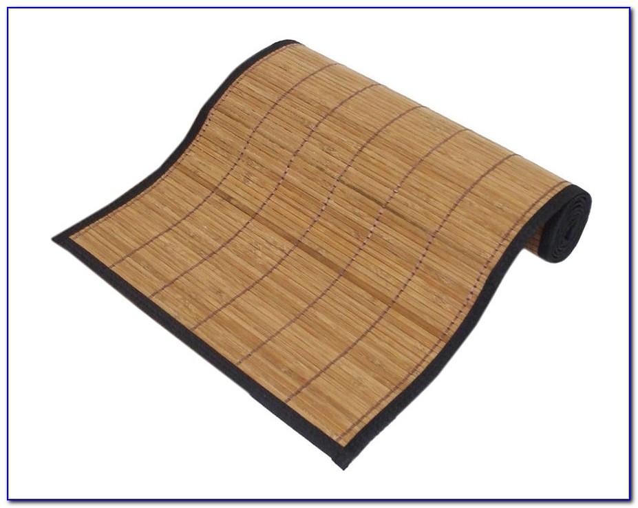 Outdoor Bamboo Rug 4x6