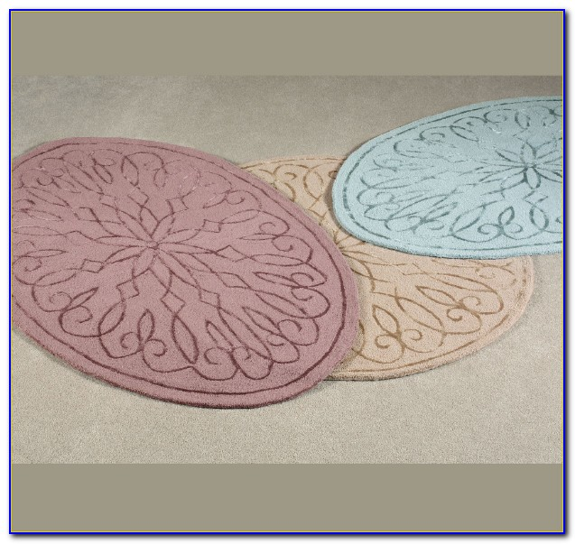 Oval Area Rug Sizes