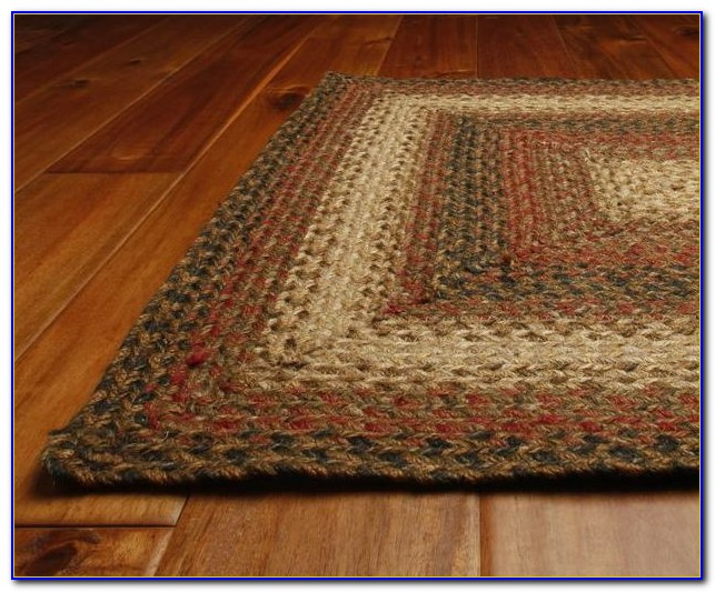 Primitive Country Braided Rugs