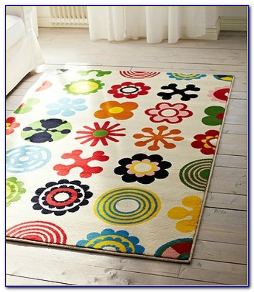 Rugs For Children's Playroom