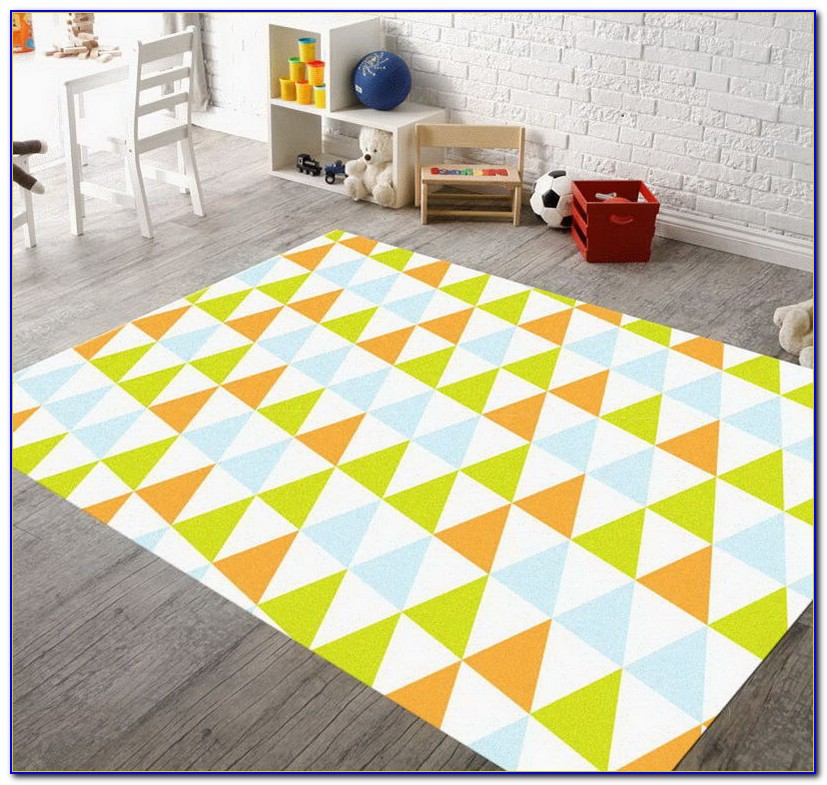 Rugs For Child's Playroom