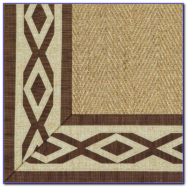Sisal Rugs With Decorative Borders