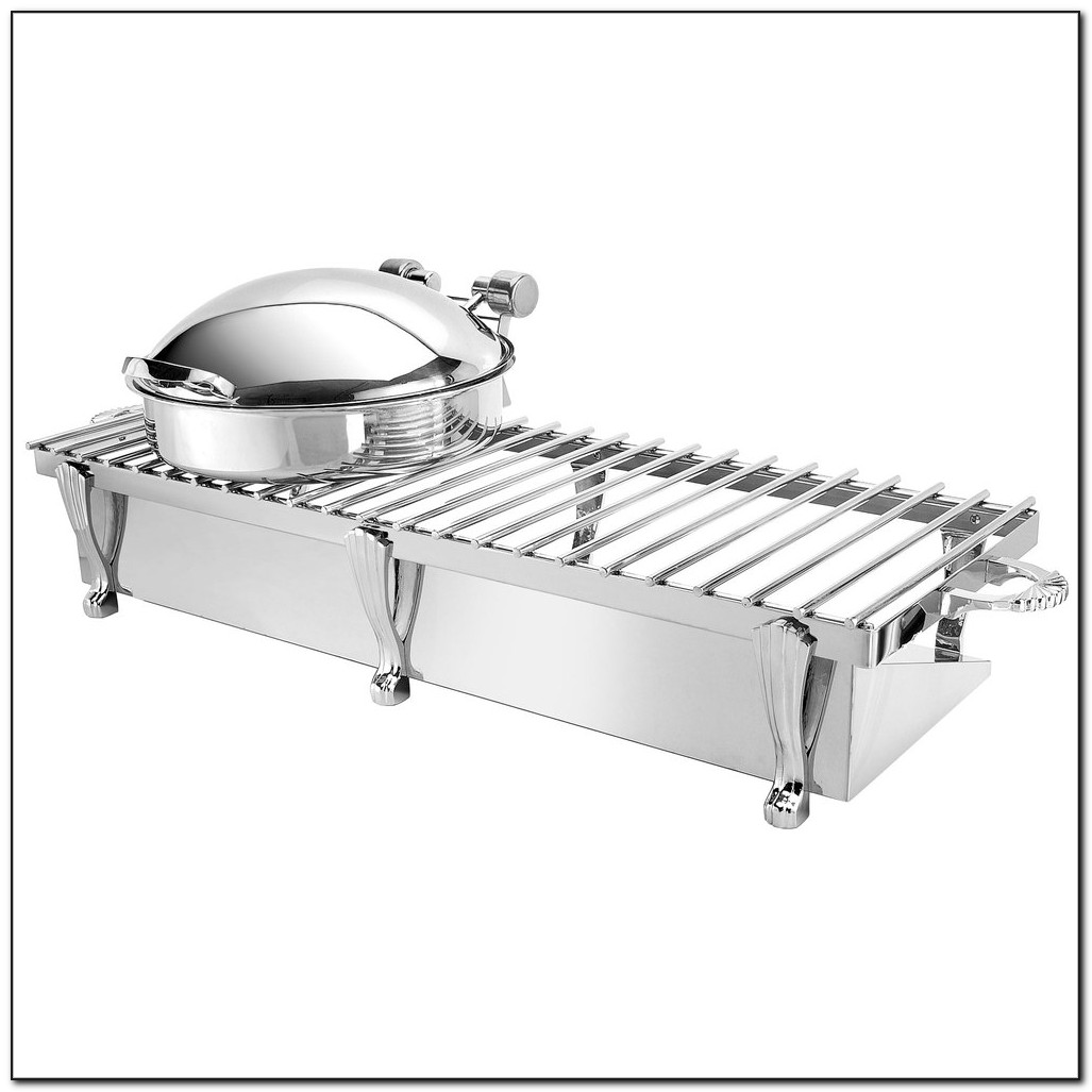 Stainless Steel Tabletop Propane Grill