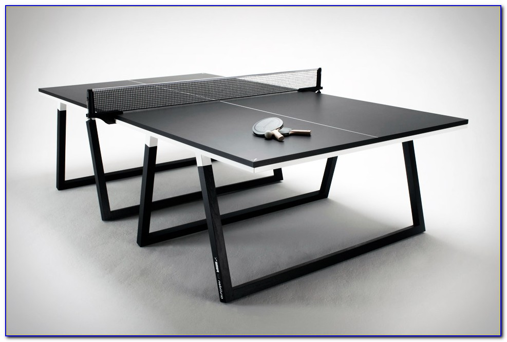 Stiga Table Top Ping Pong Table