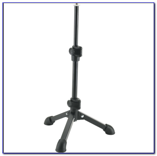 Table Top Mic Stand Boom