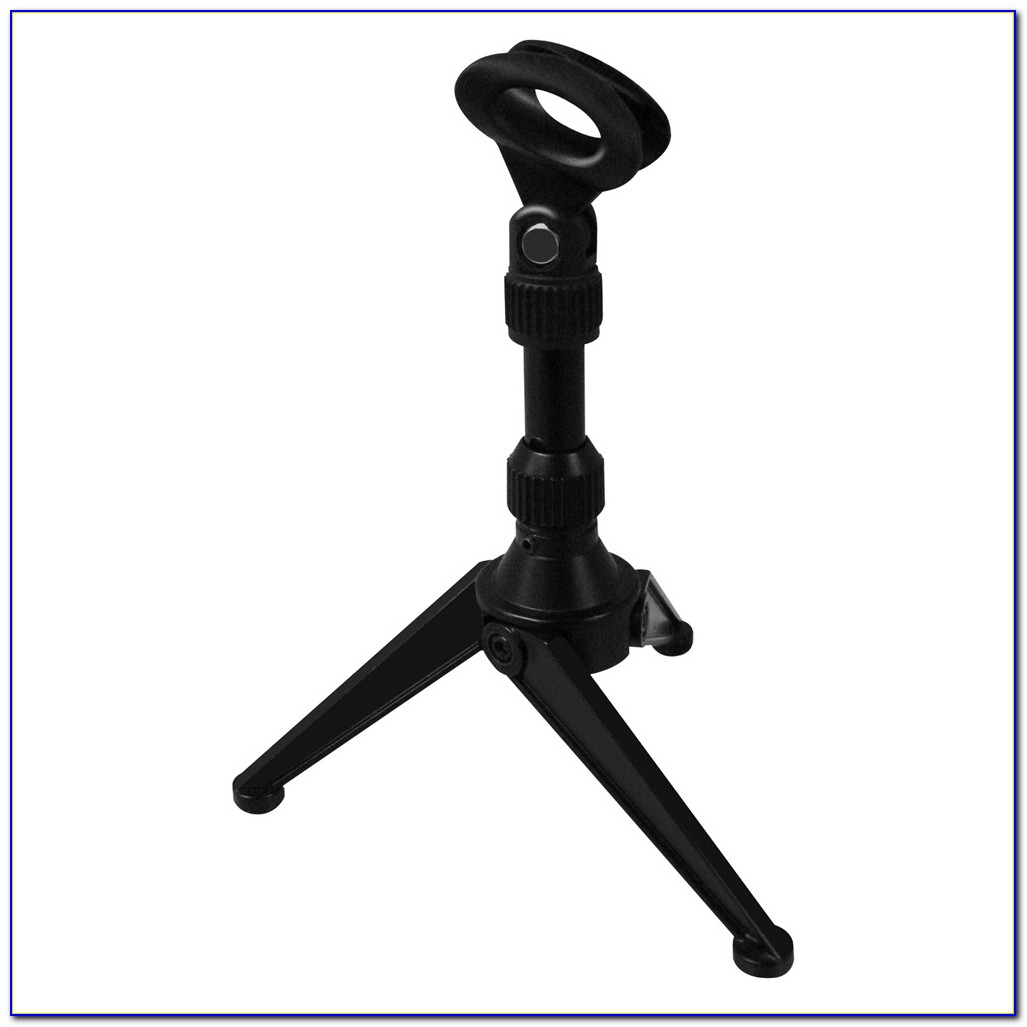 Table Top Tripod Mic Stand