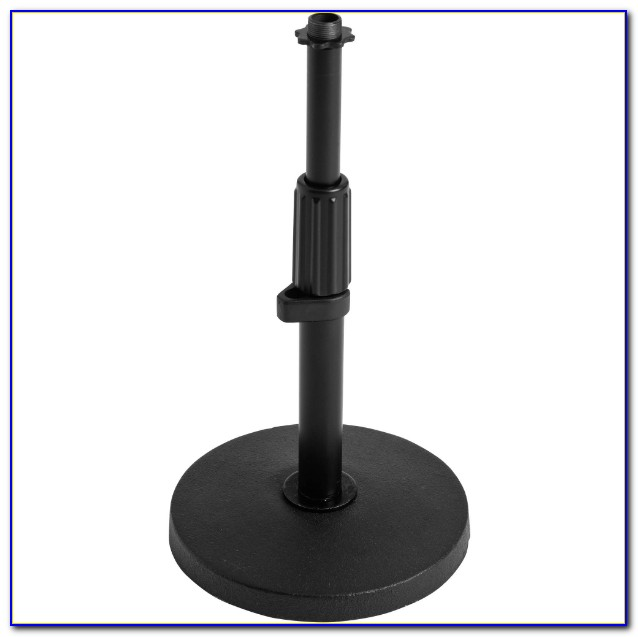 Table Top Tripod Microphone Stand