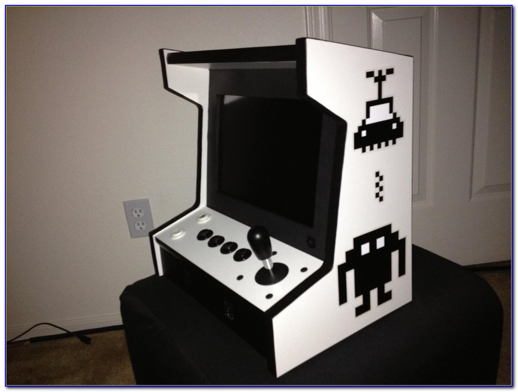 Tabletop Arcade Machine Kit