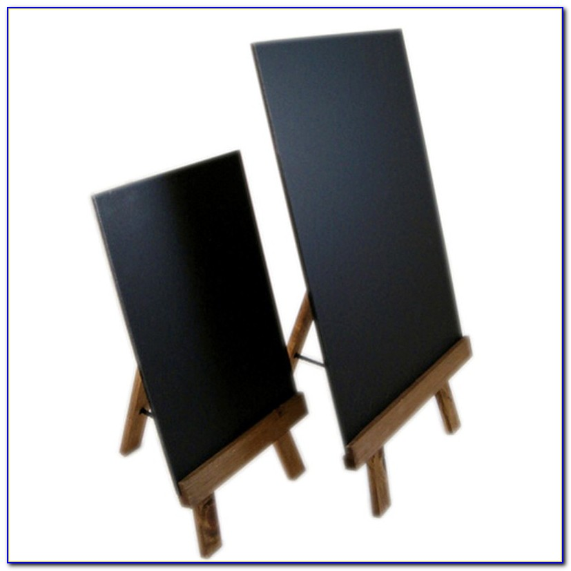 Tabletop Art Display Easel