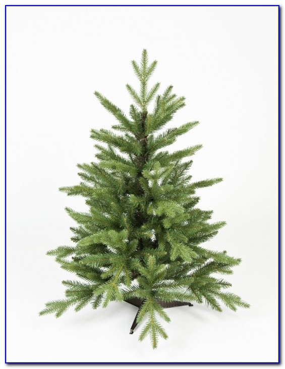 Tabletop Artificial Christmas Trees Uk