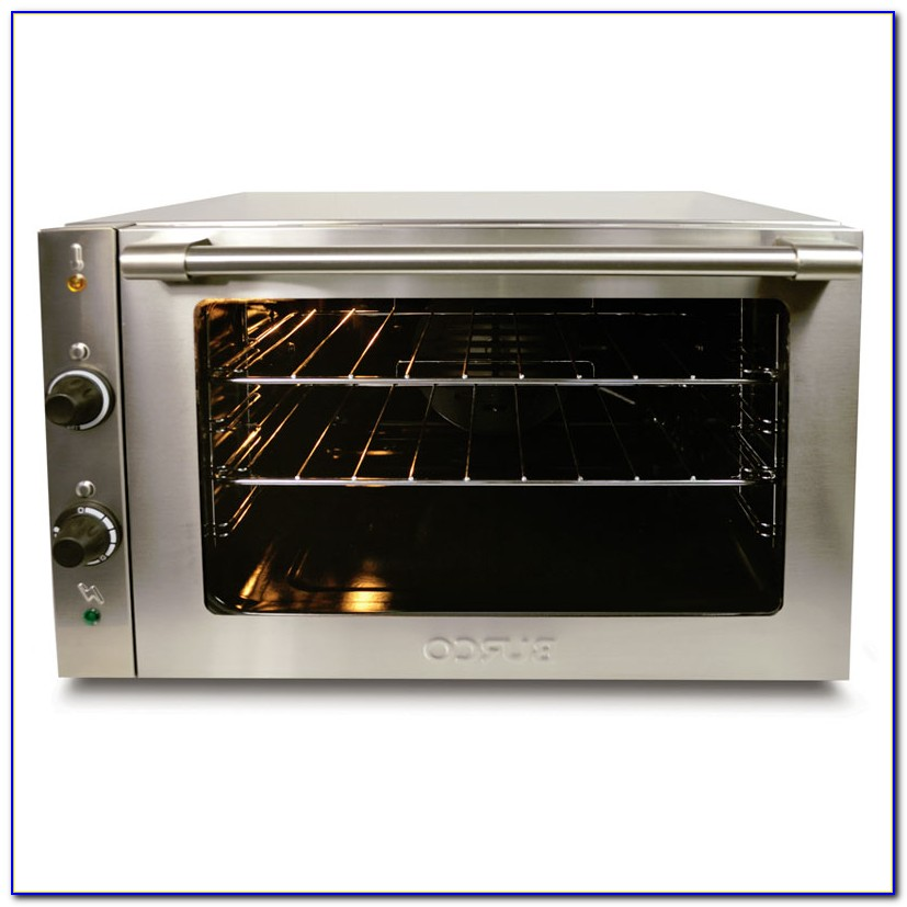 Tabletop Convection Oven Microwave Combination