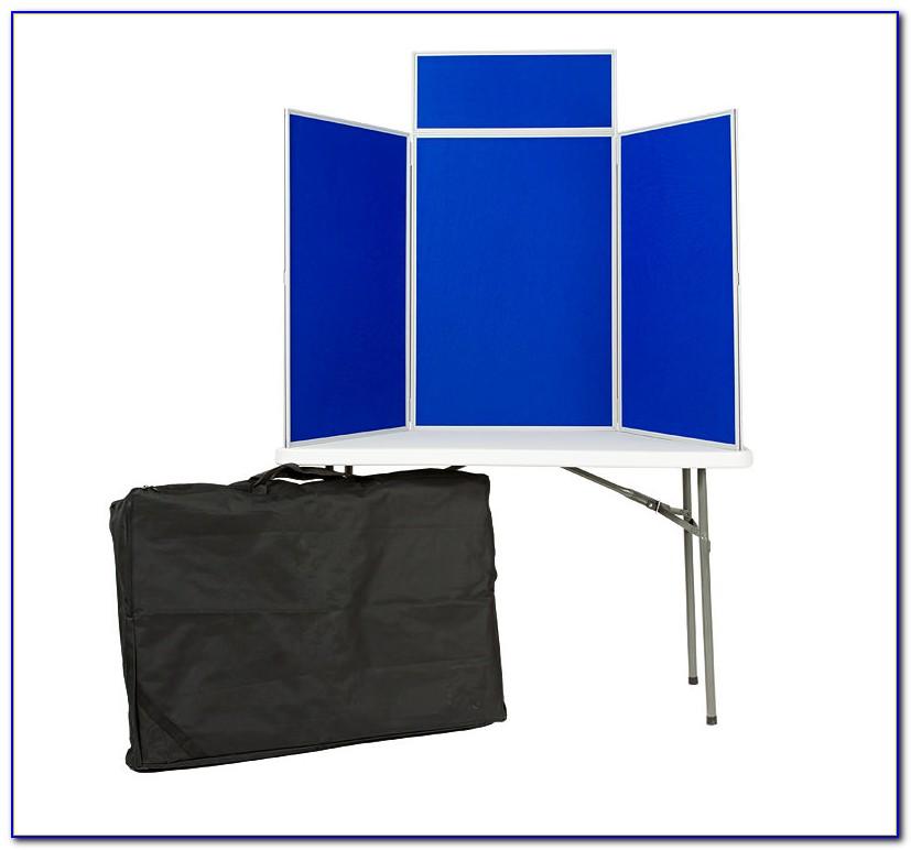 Tabletop Display Board