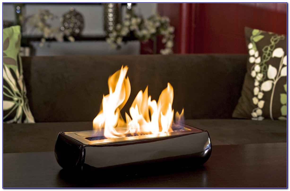 Tabletop Electric Fireplace Heater