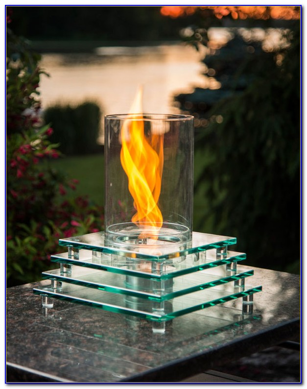 Tabletop Fire Pit Outdoor