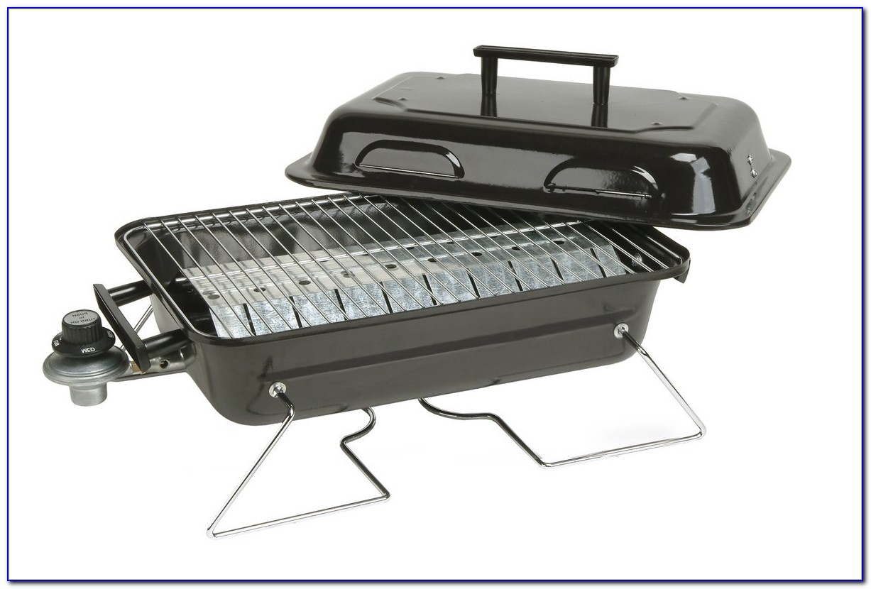 Tabletop Grill Propane Adapter