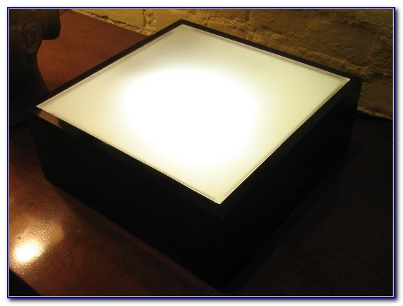 Tabletop Light Box Diy