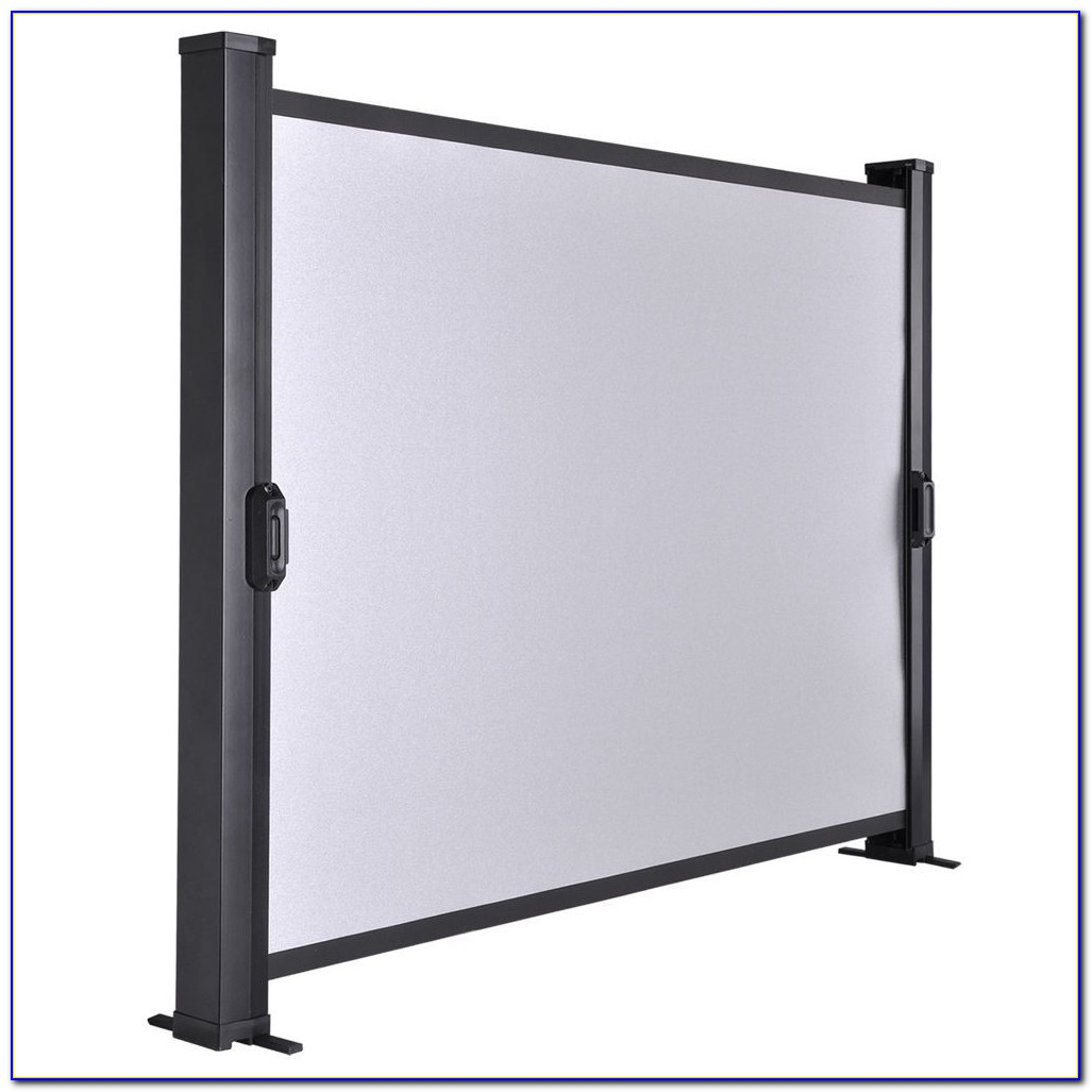 Tabletop Projector Screen Canada