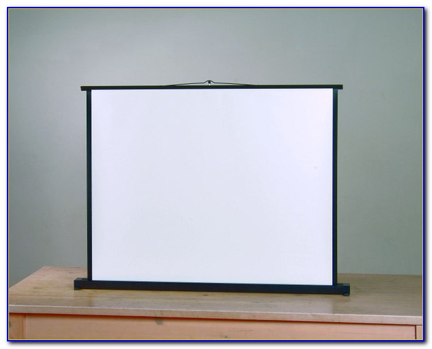 Tabletop Projector Screens Uk