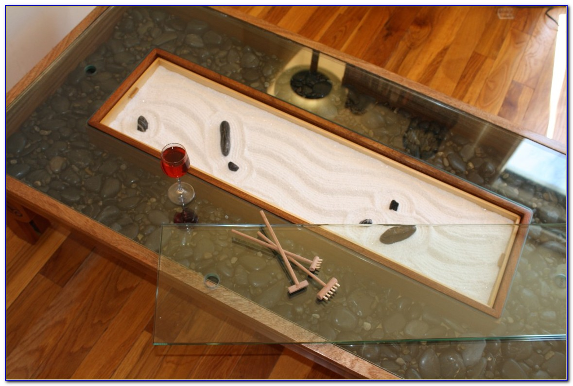 Tabletop Zen Garden Uk