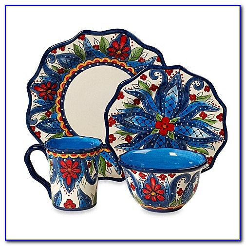 Tabletops Unlimited Dinnerware Under The Sea