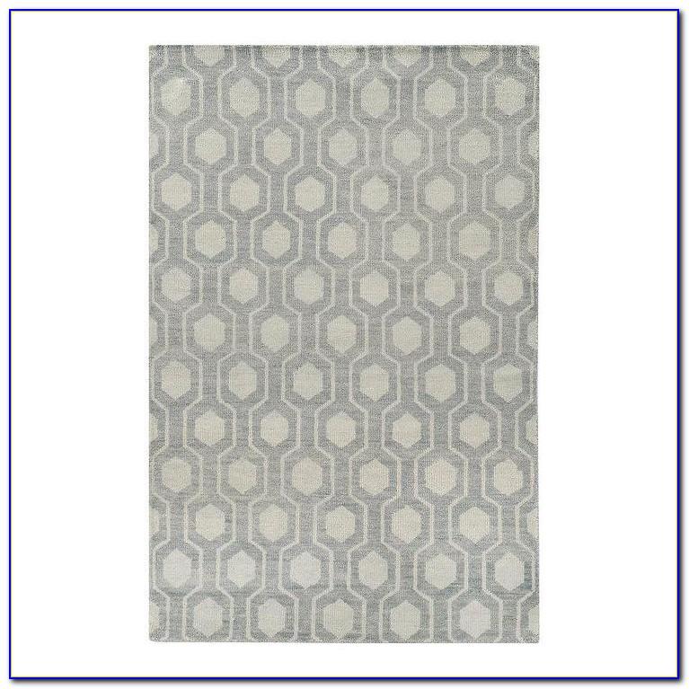 Target Grey Geometric Rug