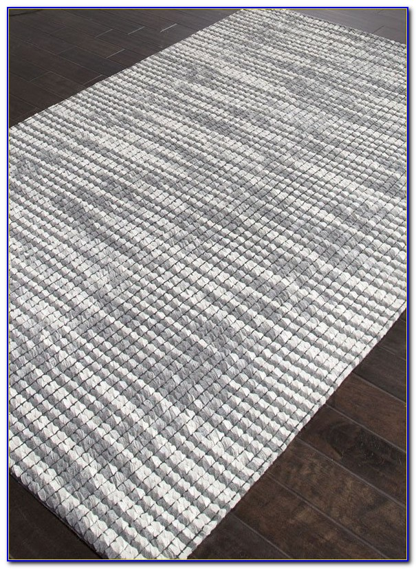 Textured Solid Area Rugs