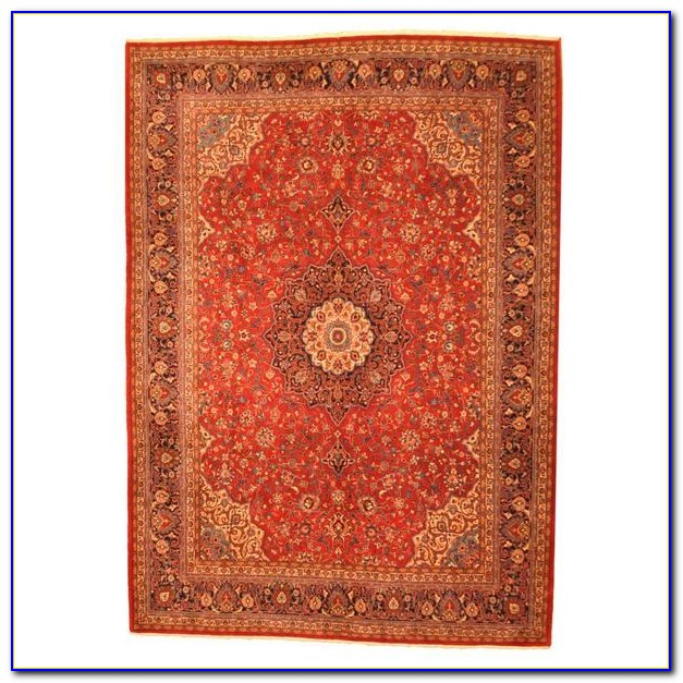 Used Hand Knotted Persian Rugs