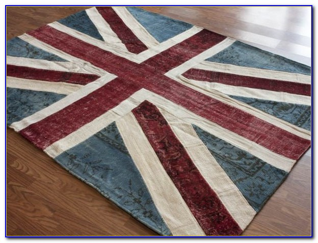 Vivienne Westwood British Flag Rug