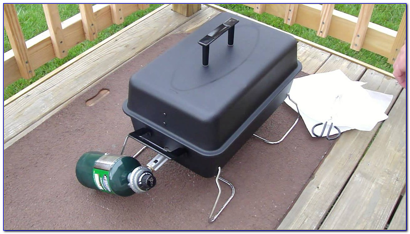 Weber Tabletop Gas Grill Uk