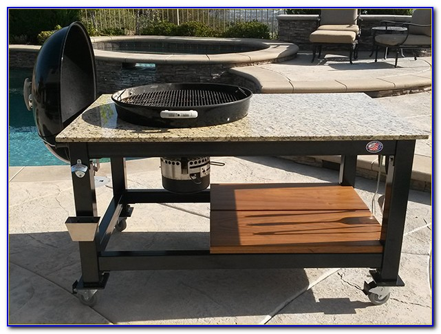 Weber Tabletop Grill Stand
