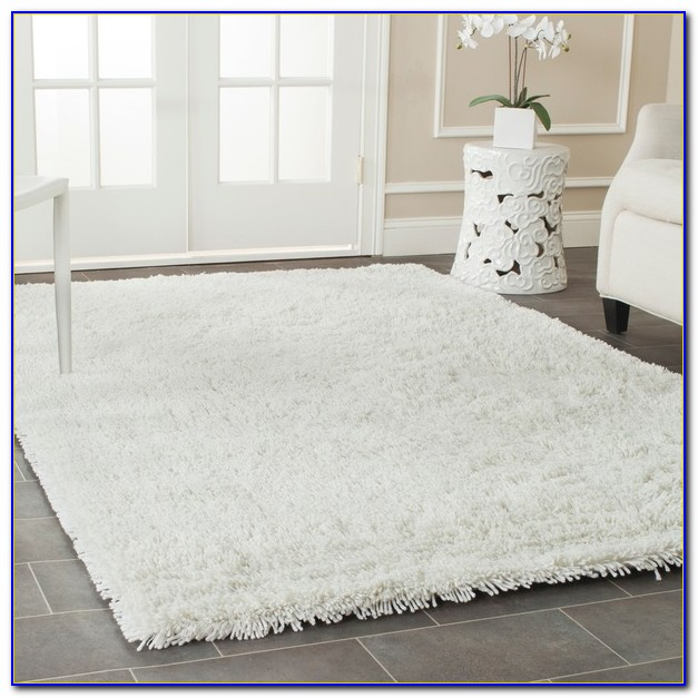 White Shaggy Rugs South Africa