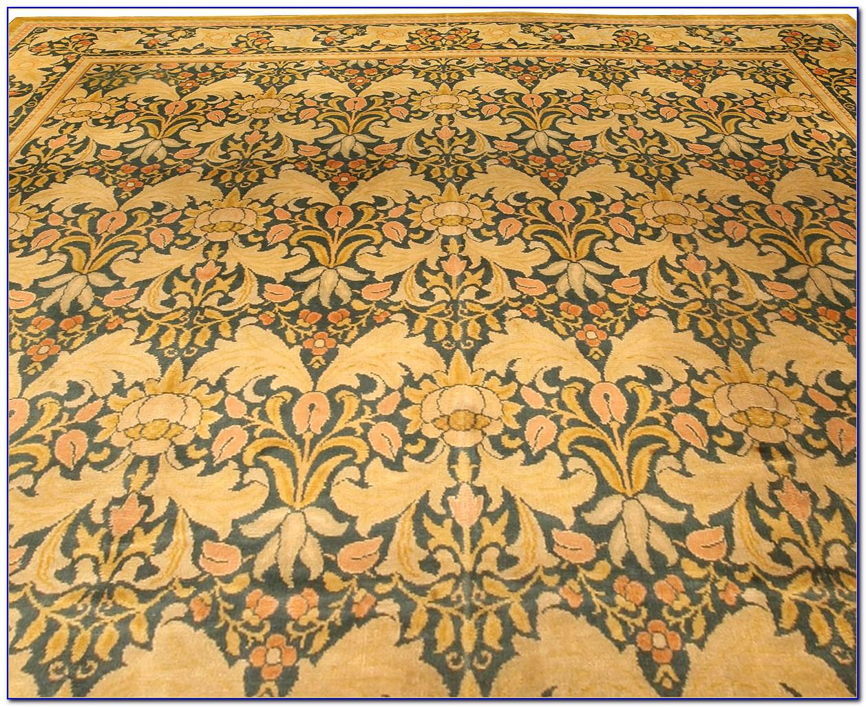 William Morris Rug Designs
