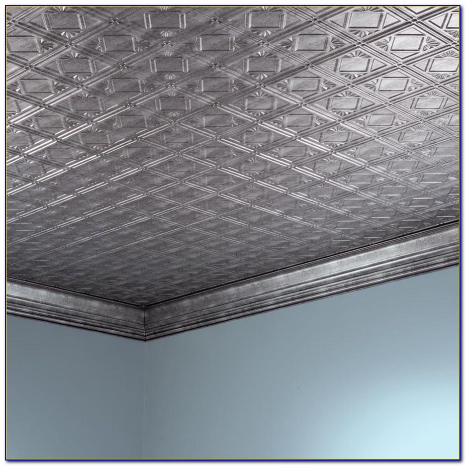 2x4 Drop Ceiling Tiles Tin