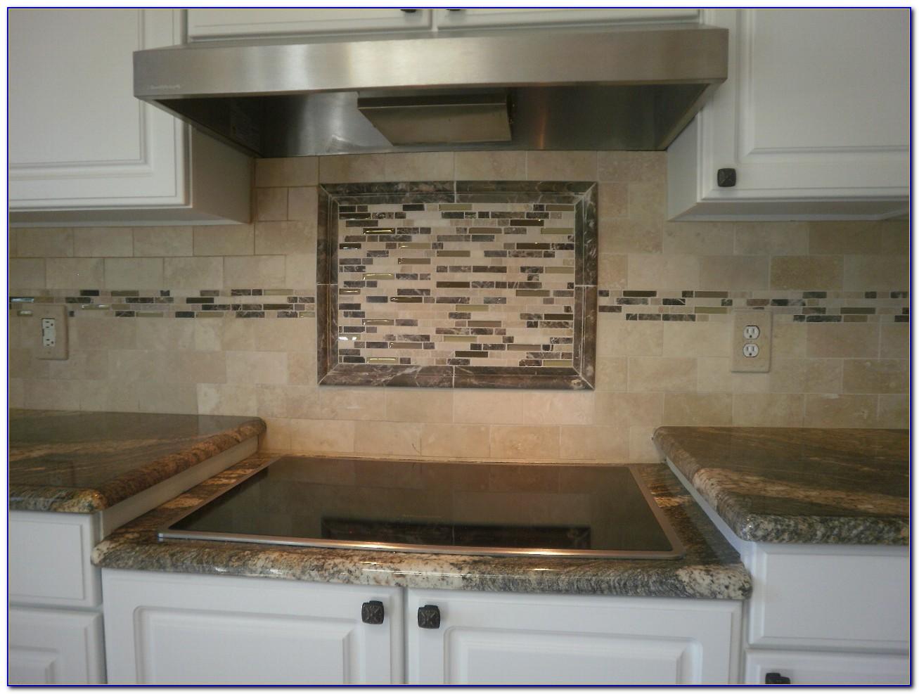 Accent Tiles For Kitchen Backsplash