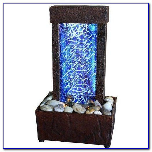 Alpine Win220 Waterfall Tabletop Fountain