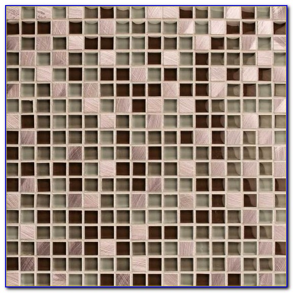 American Olean Glass Mosaic Tile
