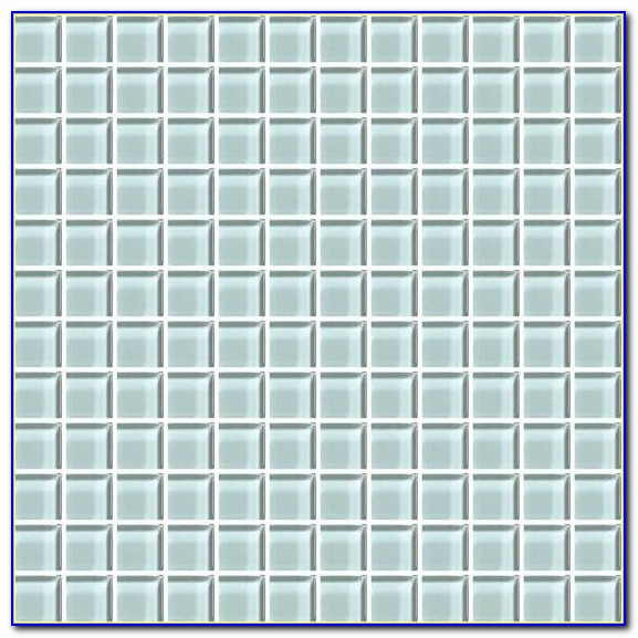 American Olean Glass Tile Backsplash