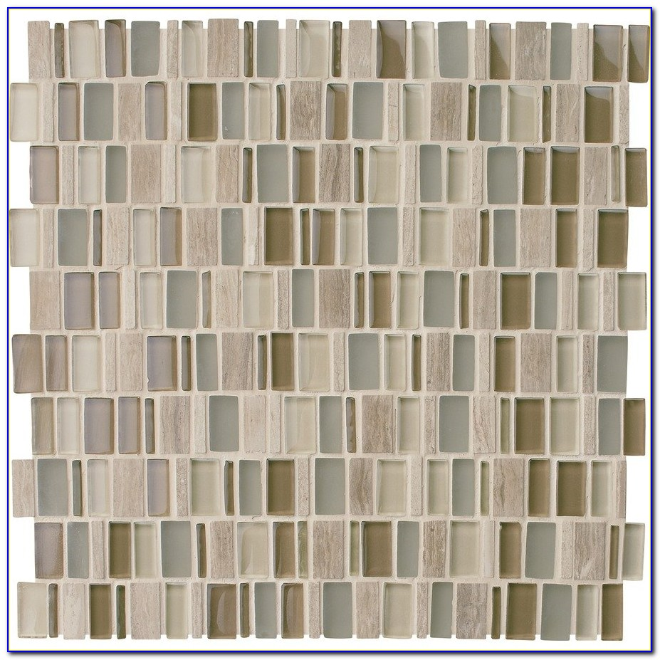American Olean Glass Tile Moonlight