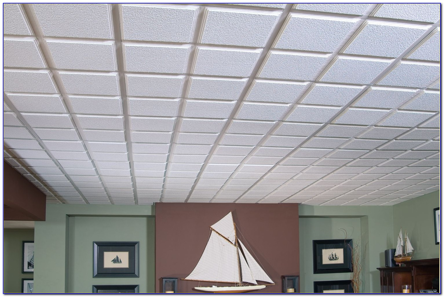 Armstrong Acoustical Ceiling Tile Maintenance