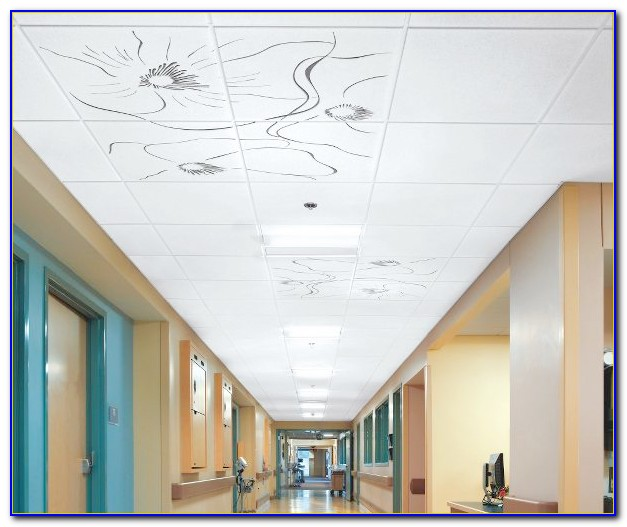 Armstrong Commercial Ceiling Tile 1729