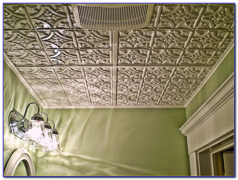 Armstrong Direct Mount Ceiling Tiles