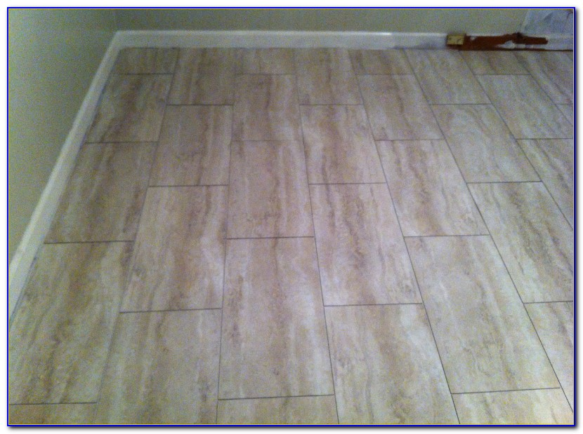 Armstrong Groutable Vinyl Floor Tiles