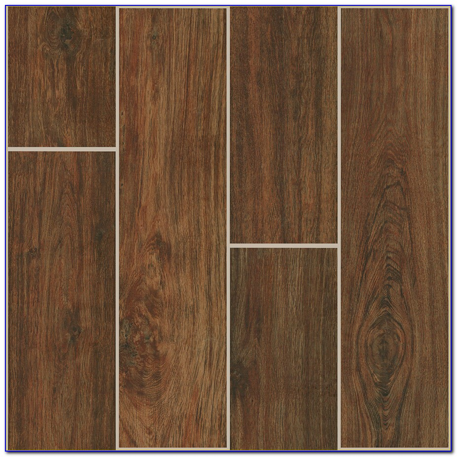 Ash Porcelain Wood Grain Tile