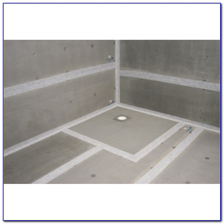 Backer Board For Tile Shower