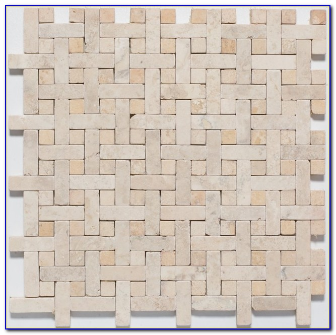 Basket Weave Tile Floor Photos