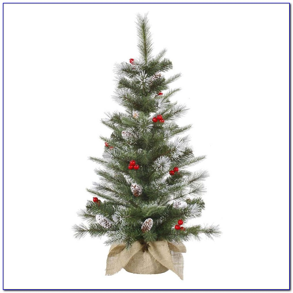 Best Tabletop Artificial Christmas Tree
