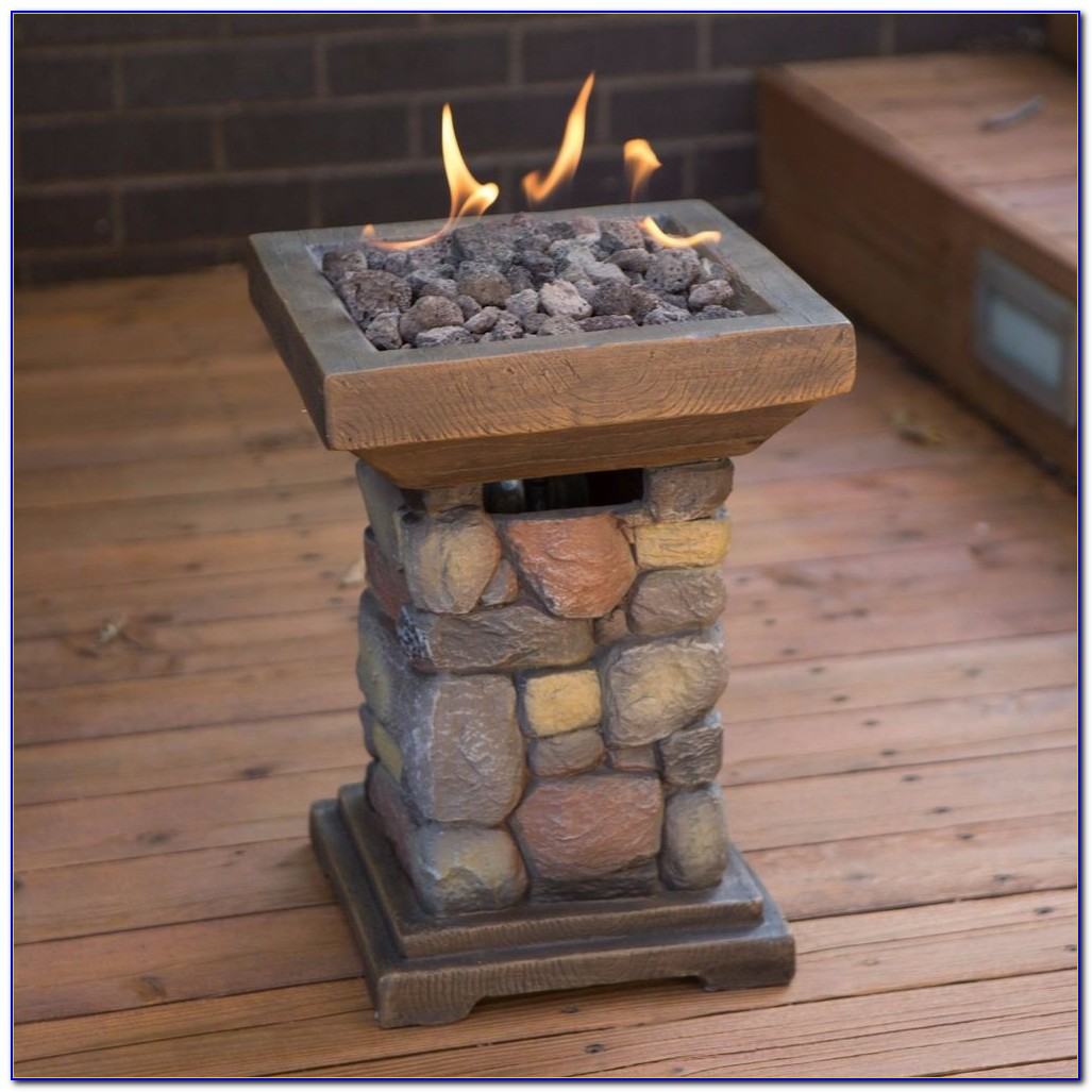 Better Homes Gas Tabletop Fire Pit