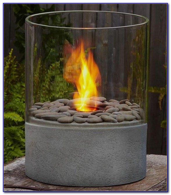 Brighten Table Top Gas Fire Pit