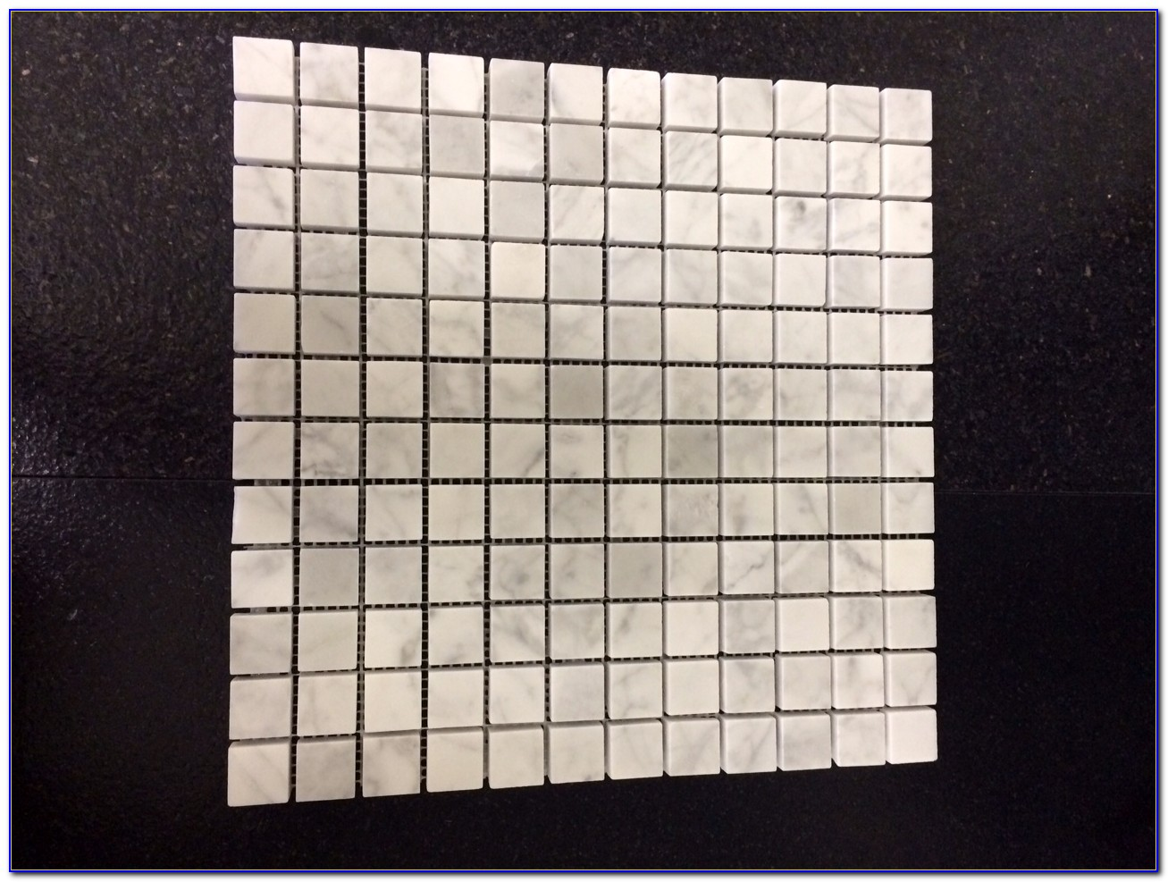 Carrara Marble Mosaic Tiles Uk