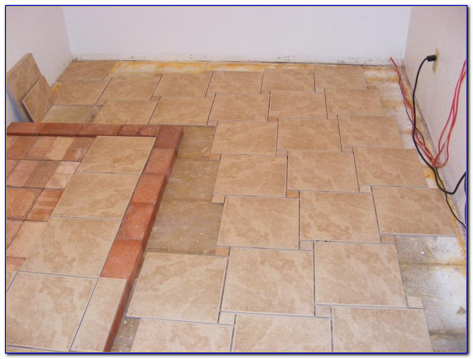 Ceramic Floor Tile Styles